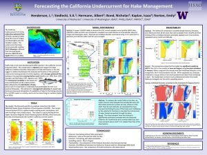 Lillian's research poster